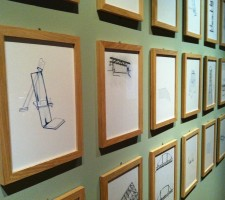 série de dessins, Aurélien Imbert, Belfort